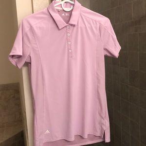 Adidas women's golf shirt, small